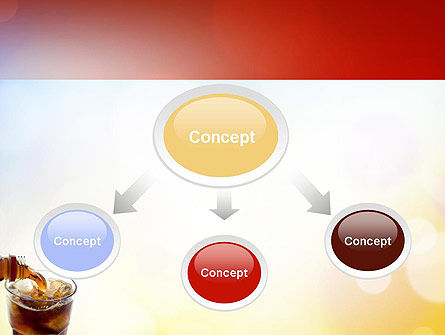 Cola Drinks PowerPoint Template Slide 4