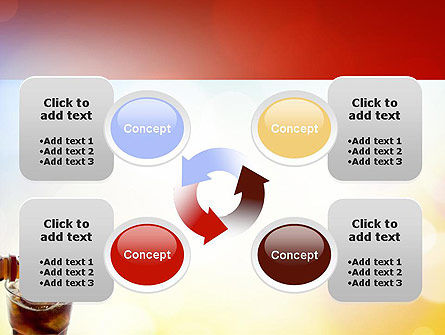 Cola Drinks PowerPoint Template Slide 9