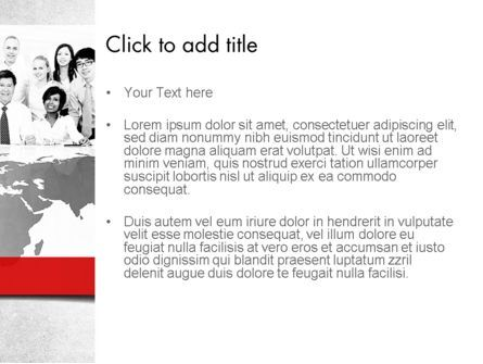 Company Overview PowerPoint Template, Slide 3, 11546, Business — PoweredTemplate.com