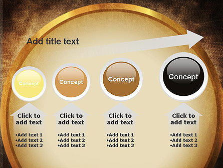 Brown Background PowerPoint Template Slide 13