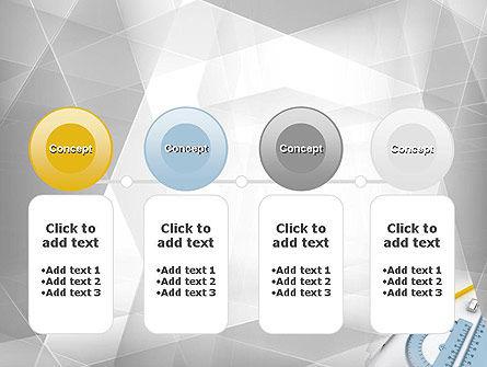 Drafting Tools PowerPoint Template Slide 5