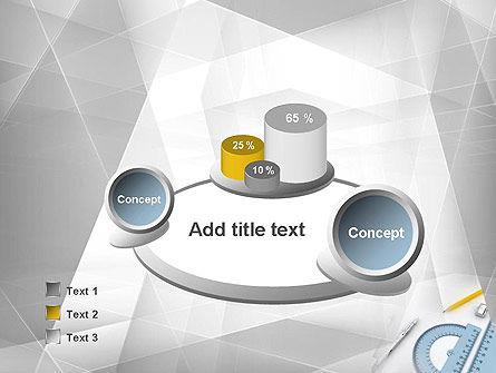 Drafting Tools PowerPoint Template Slide 6