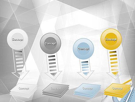 Drafting Tools PowerPoint Template Slide 8