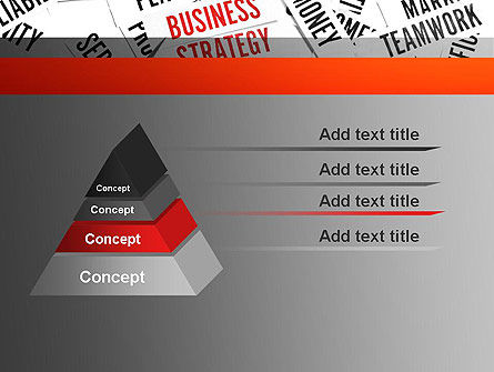 Business Strategy Concept PowerPoint Template Slide 12