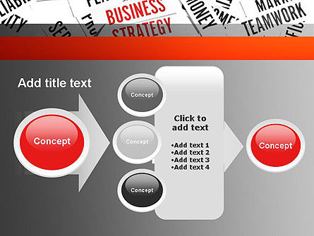 Business Strategy Concept PowerPoint Template Slide 17