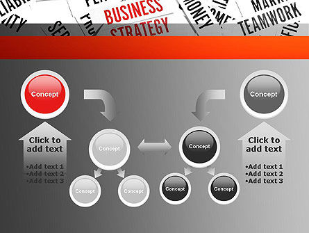 Business Strategy Concept PowerPoint Template Slide 19