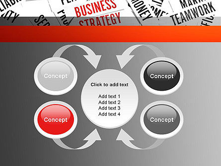 Business Strategy Concept PowerPoint Template Slide 6