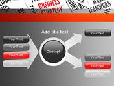 Business Strategy Concept PowerPoint Template#14
