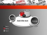 Business Strategy Concept PowerPoint Template#16