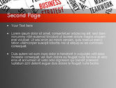 Business Strategy Concept PowerPoint Template#2