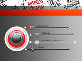 Business Strategy Concept PowerPoint Template#3