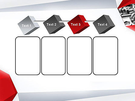 Nuts and Bolts PowerPoint Template Slide 18