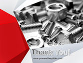 Nuts and Bolts PowerPoint Template#20