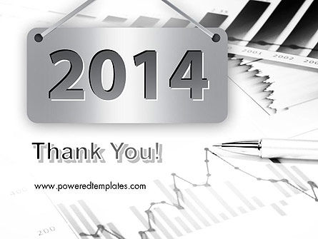 New Financial Year PowerPoint Template Slide 20