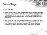 New Financial Year PowerPoint Template#2