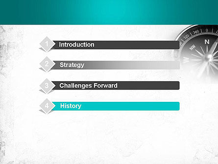 Business Navigation Concept PowerPoint Template Slide 3