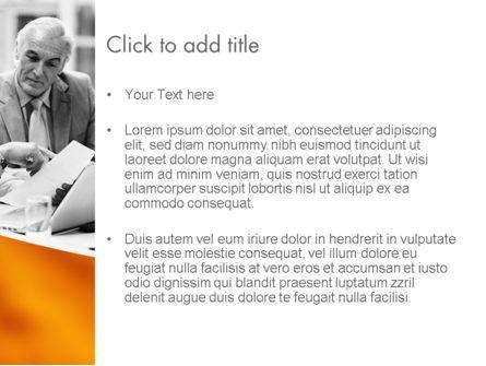 Kickoff Meeting PowerPoint Template, Slide 3, 11564, People — PoweredTemplate.com