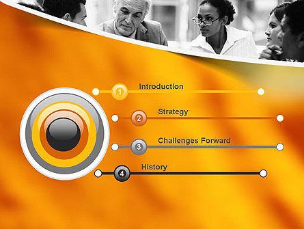 Kickoff Meeting PowerPoint Template Slide 3