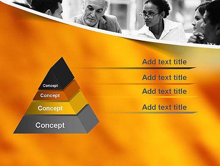 Kickoff Meeting PowerPoint Template Slide 4