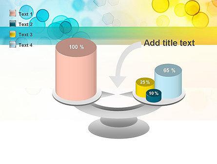 Blurred Lights PowerPoint Template Slide 10