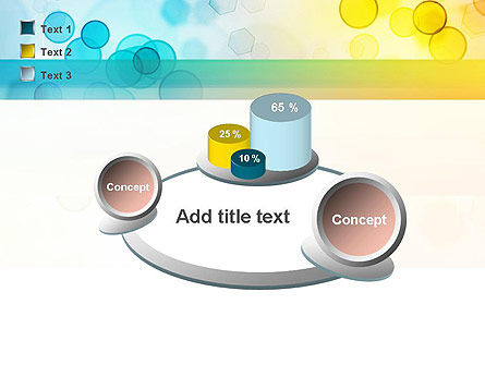 Blurred Lights PowerPoint Template Slide 16