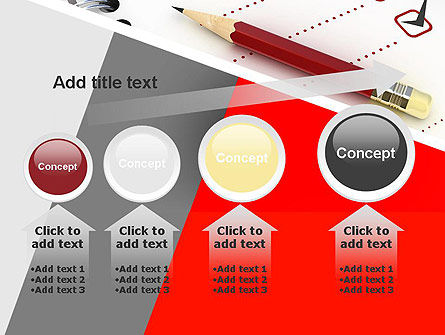 Checklist PowerPoint Template Slide 13