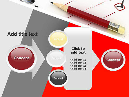 Checklist PowerPoint Template Slide 17