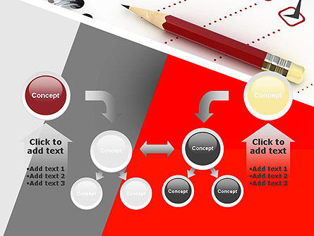 Checklist PowerPoint Template Slide 19