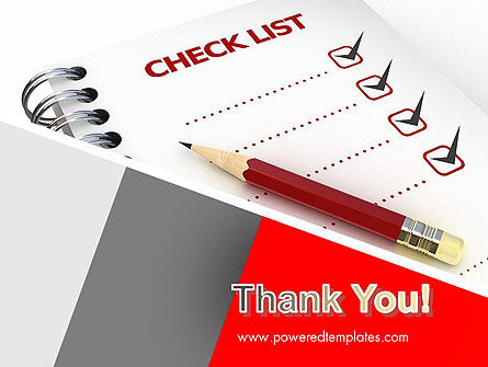Checklist PowerPoint Template Slide 20