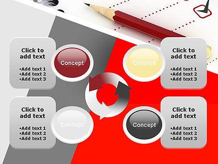 Checklist PowerPoint Template Slide 9