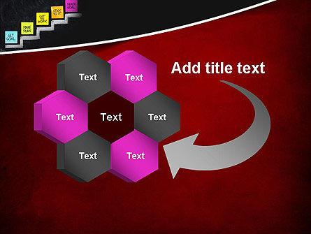 Goal Setting PowerPoint Template Slide 11