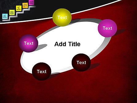 Goal Setting PowerPoint Template Slide 14