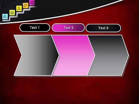 Goal Setting PowerPoint Template Slide 16