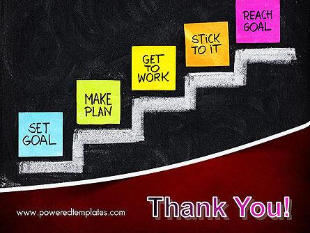 Goal Setting PowerPoint Template Slide 20
