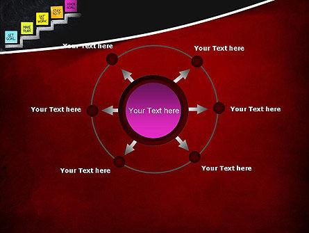 Goal Setting PowerPoint Template Slide 7