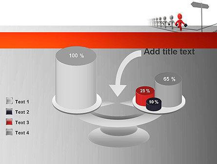 Teamleader PowerPoint Template Slide 10