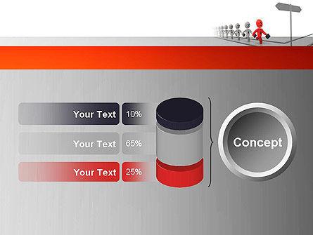 Teamleader PowerPoint Template Slide 11