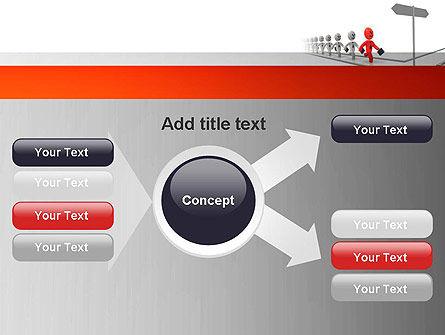 Teamleader PowerPoint Template Slide 14
