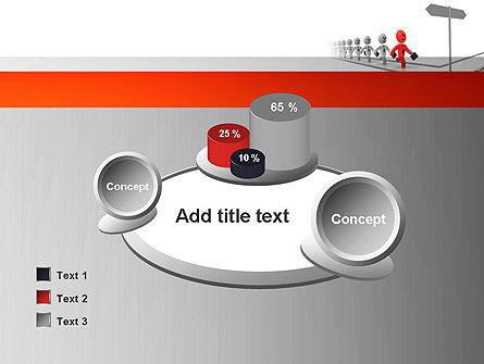 Teamleader PowerPoint Template Slide 16