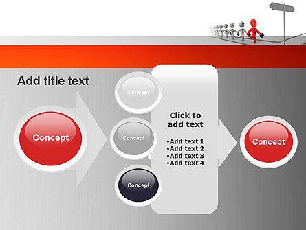 Teamleader PowerPoint Template Slide 17