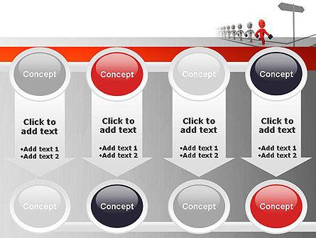 Teamleader PowerPoint Template Slide 18