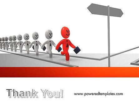 Teamleader PowerPoint Template Slide 20