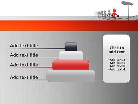 Teamleader PowerPoint Template Slide 8