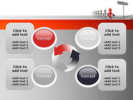 Teamleader PowerPoint Template Slide 9