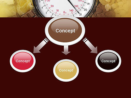 Junk Food PowerPoint Template, Slide 4, 11577, Medical — PoweredTemplate.com