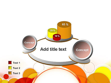 Bright Circles PowerPoint Template Slide 16