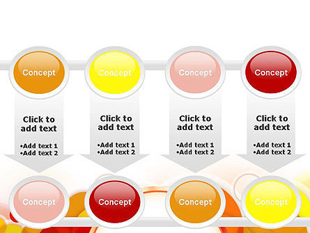 Bright Circles PowerPoint Template Slide 18