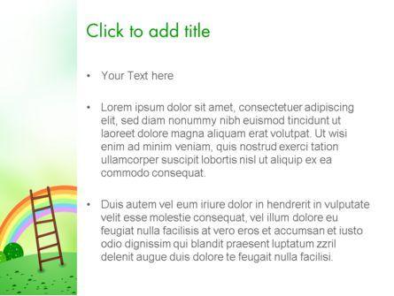 Kindergarten Theme PowerPoint Template, Slide 3, 11585, Education & Training — PoweredTemplate.com