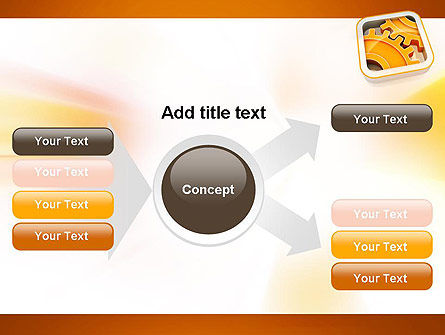 Cogwheel Gears PowerPoint Template Slide 15