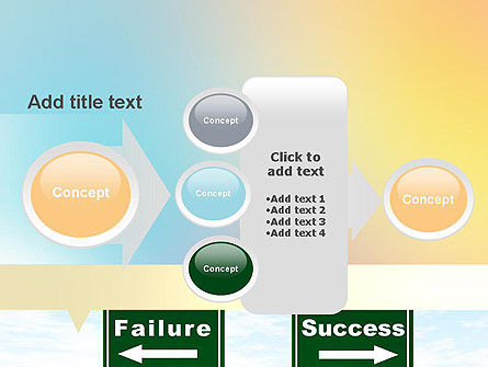 Two Options PowerPoint Template Slide 17